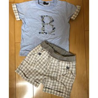 ベベ(BeBe)のべべ ティシャツセット(Tシャツ/カットソー)