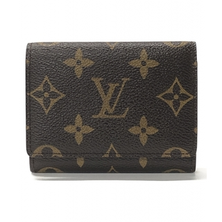 ルイヴィトン(LOUIS VUITTON)のルイヴィトン Louis Vuitton カードケース ユニセックス(名刺入れ/定期入れ)