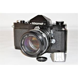 ニコン(Nikon)のNikon Nikomat FTN Ai-S NIKKOR 50mm F1.4(フィルムカメラ)
