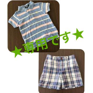 Ralph Lauren - ラルフローレン ■ ポロシャツ ショートパンツ