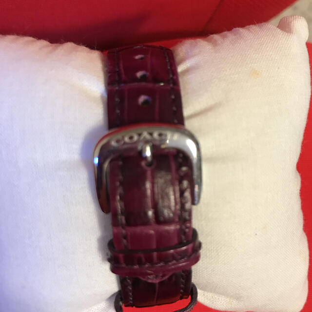 COACH(コーチ)のコーチ腕時計 レディースのファッション小物(腕時計)の商品写真