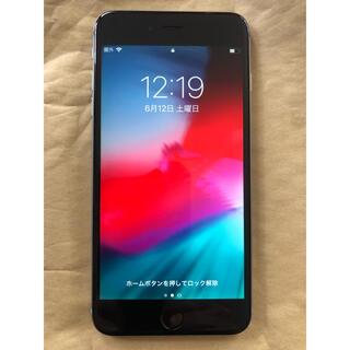 アップル(Apple)のiPhone6plus(スマートフォン本体)