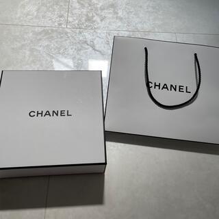 シャネル(CHANEL)のCHANEL 箱&紙袋(ショップ袋)