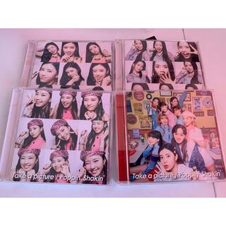 ソニー(SONY)のNiziU CD withu盤 通常盤セット(アイドルグッズ)