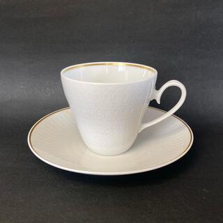 ローゼンタール(Rosenthal)のローゼンタール  クラシックローズ コーヒー カップソーサー 美品(グラス/カップ)