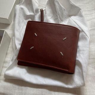 Maison Martin Margiela - メゾンマルジェラ マルジェラ 財布 二つ折り SY0573