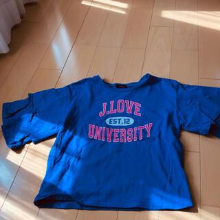 ジェニィ(JENNI)のシスタージェニー半袖シャツ(Tシャツ/カットソー)