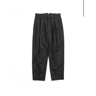 サンシー(SUNSEA)のstein  シュタイン Double Wide Trousers(スラックス)