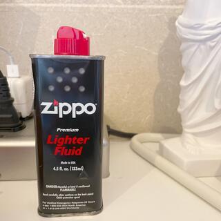 ジッポー(ZIPPO)のジッポー zippo オイル缶 133ml(タバコグッズ)