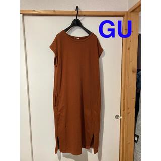 ジーユー(GU)のGU ロングワンピ(ロングワンピース/マキシワンピース)