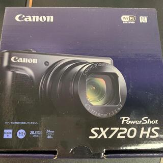 Canon - Canon SX720HS ブラック