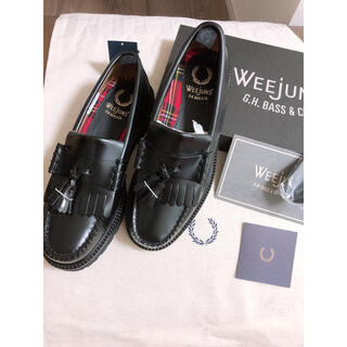 FRED PERRY - G.H.BASS TASSEL LOAFER フレッドペリー25