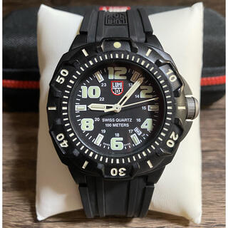 Luminox - 美品 LUMINOX ルミノックス メンズ腕時計 電池交換済み