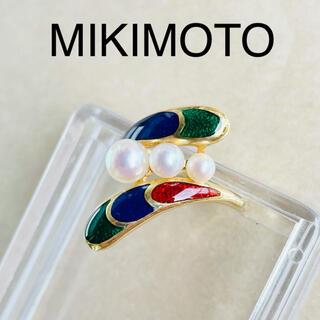 MIKIMOTO - 【ミキモト】パール リング
