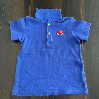 ミキハウス(mikihouse)のミキハウス ポロシャツ Tシャツ 120cm ホットビスケッツ(Tシャツ/カットソー)