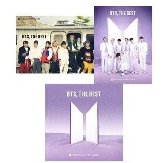 BTS THE  BEST    2CD+2DVD初回限定版