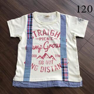 ミキハウス(mikihouse)のミキハウスピクニック 半袖T 120(Tシャツ/カットソー)