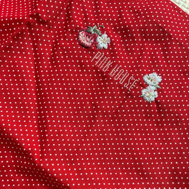 PINK HOUSE(ピンクハウス)のピンクハウス 新品エコバッグ レディースのバッグ(エコバッグ)の商品写真