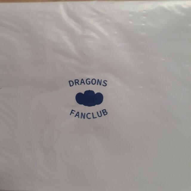 中日ドラゴンズ(チュウニチドラゴンズ)のドラゴンズ ファンクラブ♡マスクケース スポーツ/アウトドアの野球(記念品/関連グッズ)の商品写真