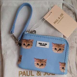 PAUL & JOE - PAUL & JOE (ポール&ジョー ) パスコインケース ヌネット総柄ブ