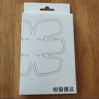 盼賢優品 EMS 交換パッド 6枚入 腹筋ベルト 高電導 互換 ジェルシート(トレーニング用品)