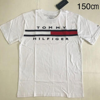 TOMMY HILFIGER - 【新品タグ付き】 トミーヒルフィガー グラフィックプリントTシャツ150