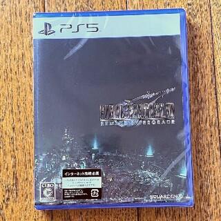 SQUARE ENIX - PS5 ファイナルファンタジー7 リメイク