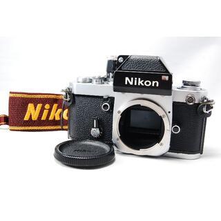 ニコン(Nikon)のNikon F2 フォトミック シルバー セルフタイマー不良(フィルムカメラ)
