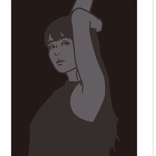 kyne Untitled:I シルクスクリーン 版画 ジンガロ 購入新品未開封(版画)