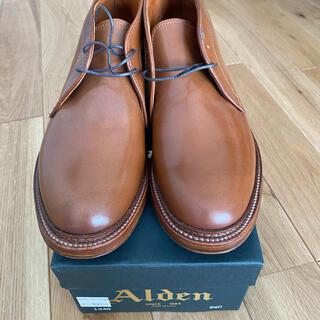 Alden - オールデン チャッカブーツ ウィスキー