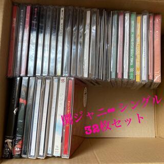 カンジャニエイト(関ジャニ∞)の関ジャニ∞ シングル32枚 まとめ売り(アイドルグッズ)