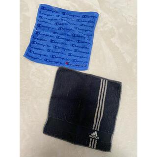 アディダス(adidas)のハンカチ(ハンカチ/ポケットチーフ)