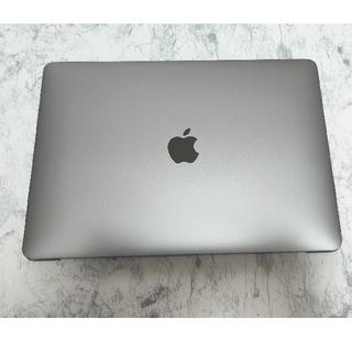 アップル(Apple)のApple MacBook Air 256GB 2018モデル マックブック 黒(ノートPC)