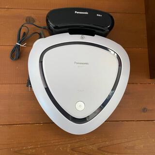 Panasonic - ロボット掃除機 Panasonic ルーロMC-RS300-W