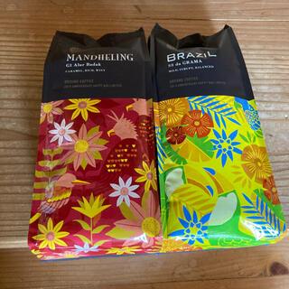 タリーズコーヒー(TULLY'S COFFEE)のタリーズコーヒー コーヒー豆 2種類(コーヒー)