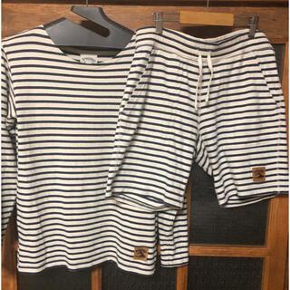 ルース(LUZ)のLUZeSOMBRA DOMINGO セットアップ(Tシャツ/カットソー(七分/長袖))