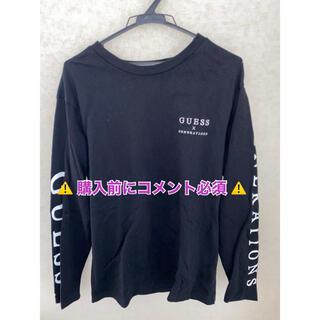 ジェネレーションズ(GENERATIONS)のGUESS GENERATIONS ロンT ⭐即購入 不可(Tシャツ/カットソー(七分/長袖))