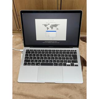 Mac (Apple) - Apple MacBook air 2020 シルバー