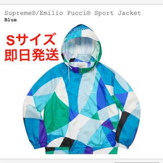 Supreme - Supreme®/Emilio Pucci® Sport Jacket 青 S