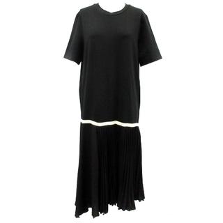アーモワールカプリス(armoire caprice)のアーモワールカプリス TOKI&NABI ワンピース ロング 半袖 黒(ロングワンピース/マキシワンピース)