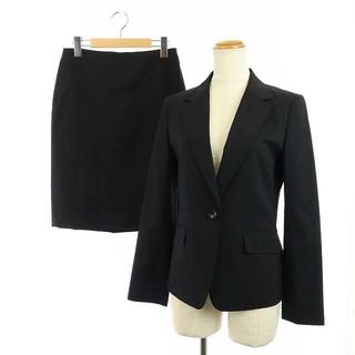 コムサデモード(COMME CA DU MODE)のコムサデモード スーツ セットアップ テーラードジャケット スカート ひざ丈(スーツ)
