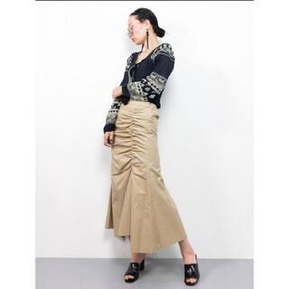 Ameri VINTAGE - Ameri ギャザースカート