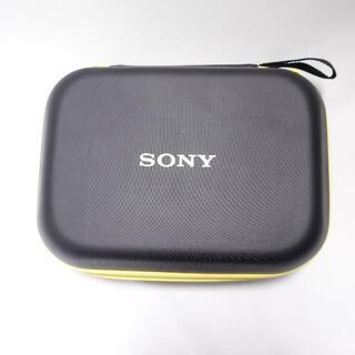 ソニー(SONY)の■SONY カメラポーチ ブラック(ケース/バッグ)