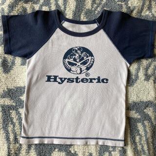 ヒステリックミニ(HYSTERIC MINI)のヒステリックミニ ラグラン袖 Tシャツ(Tシャツ/カットソー)