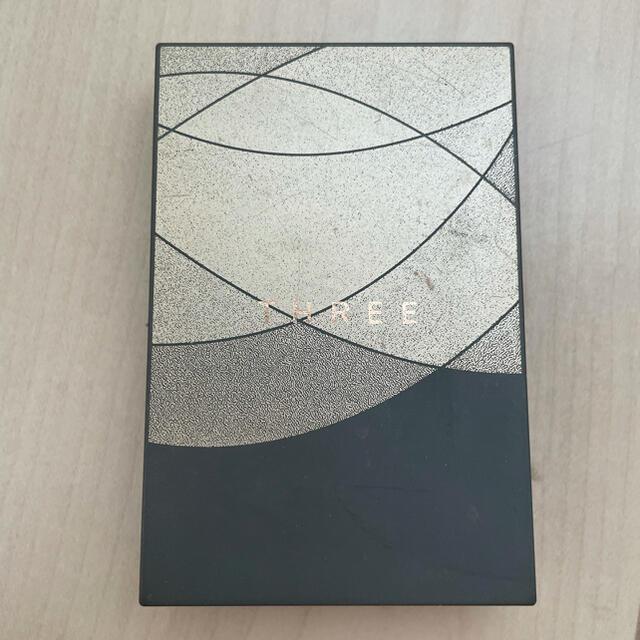 THREE(スリー)のTHREE 4DプラスアイパレットM01 コスメ/美容のベースメイク/化粧品(アイシャドウ)の商品写真