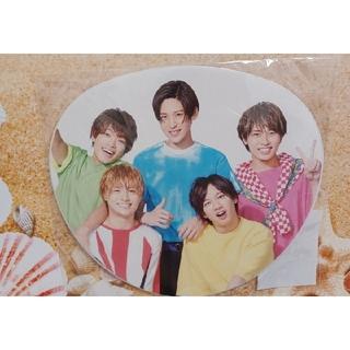 Johnny's - 宇宙Six サマパラ集合団扇