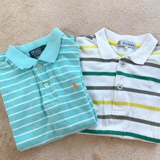 Ralph Lauren - 110サイズ ポロシャツ 2枚セット ラルフローレン ポロシャツ