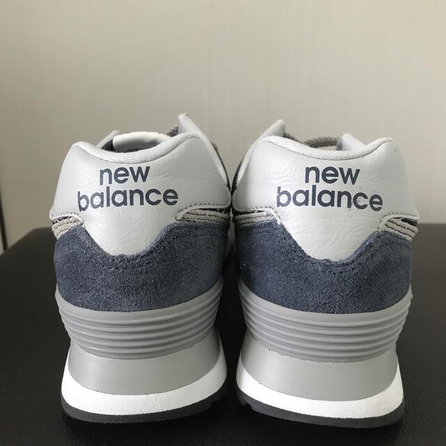New Balance(ニューバランス)の【セナなん様専用】ニューバランス スニーカー 574 レディースの靴/シューズ(スニーカー)の商品写真