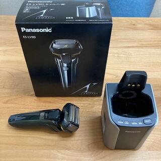 Panasonic - ラムダッシュ 5枚刃 シェーバー 充電・洗浄機・洗浄剤付 ES-LV9D-S