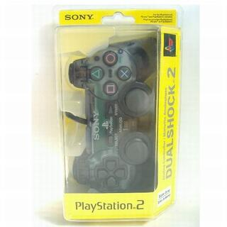 プレイステーション2(PlayStation2)の【未開封】PS2 アナログコントローラ DUALSHOCK2 スレートグレー(その他)